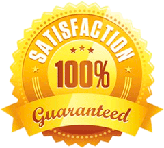 Guarantee satisfaction